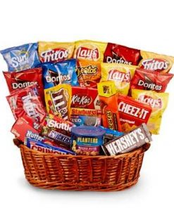 Junk Food / Snacks / Candy / Chocolate