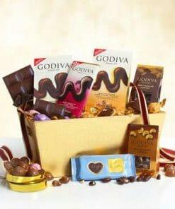 Chocolate Gift Baskets