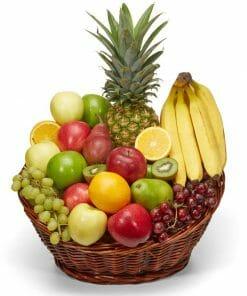 Large Fruit Gift Basket