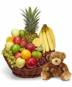 Fruity Bear Basket