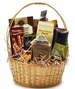 Generous Snack Cookie Basket