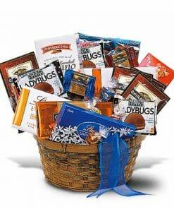 Gourmet Chocolate Lovers Gift Basket