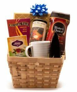 Perk Up Coffee Tea Basket