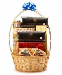 Savory Snack Gift Basket