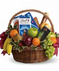 Sweet Tooth Fruit Gift Basket