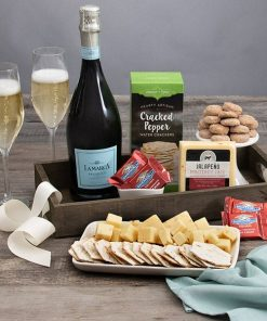 Classic Champagne Gift Basket Delivery