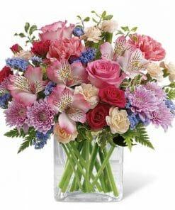 Enchanted Garden Flower Bouquet
