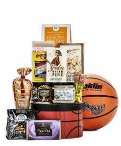 Send A Sports Snack Gift Basket