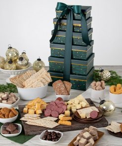 Send A Healthy Gourmet Gift Tower