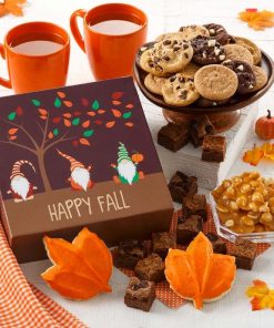 Send Fresh Baked Cookies And Brownies Gift Box