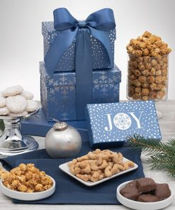 Send A Snack Gift Tower This Season