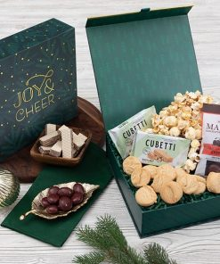 Send A Holiday Gift Box T Someone Special