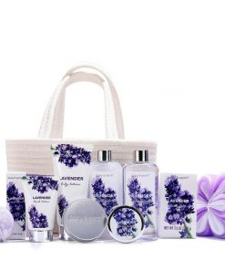 Send The Lavender Spa Gift Basket