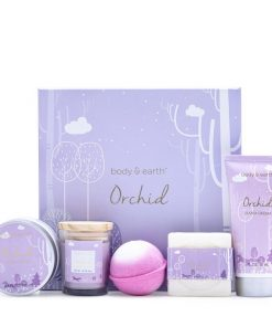 Give Her The Orchid Scented Spa Gift Set