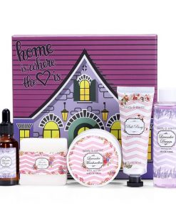 Send This Floral Spa Gift Set To Her