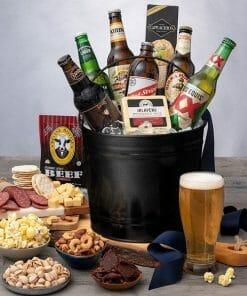Send A Tasty Gourmet Beer Bucket Today