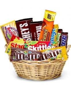 Order Candy Basket Today