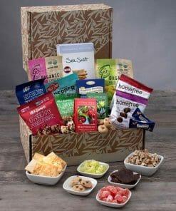Gluten Free Snack and Goodies Basket
