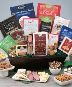 Order Gourmet Gift Baskets